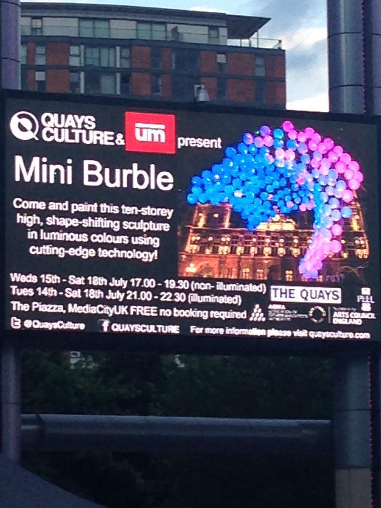 It's Mini Burble time😀 http://t.co/zr4MlciePK