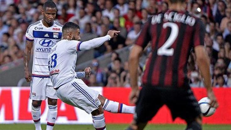 Lione-Milan Video Gol Risultato 2-1