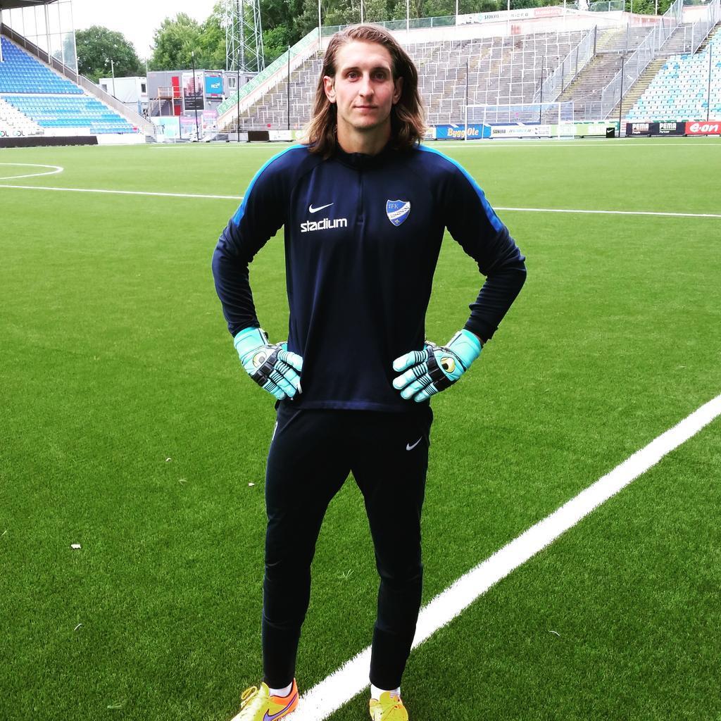 Mitov Nilsson; photo: His Twitter profile