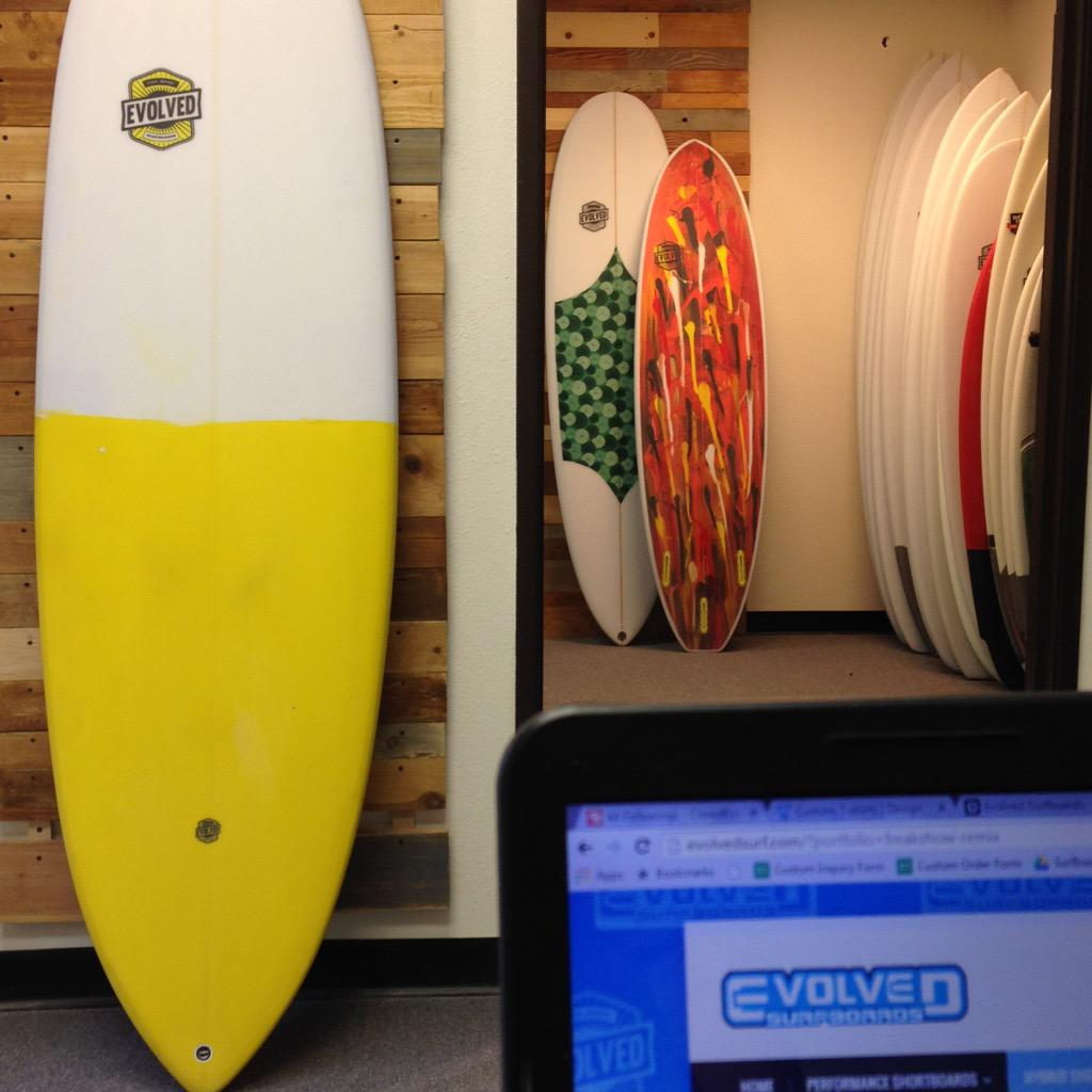 """Evolved Surfboards On Twitter: """"New Location. Stop In. We"""