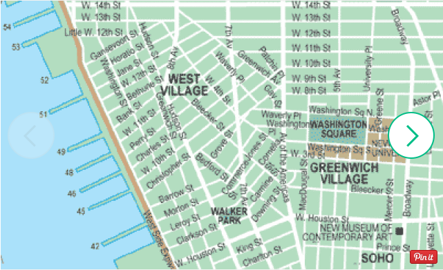 Coa Campus Map.Nycgo The Official Guide To Nyc On Twitter First Avenue