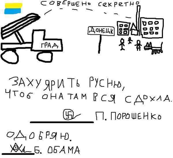 Террористы обстреливают Горловку с целью дискредитации ВСУ, - СЦКК - Цензор.НЕТ 4691