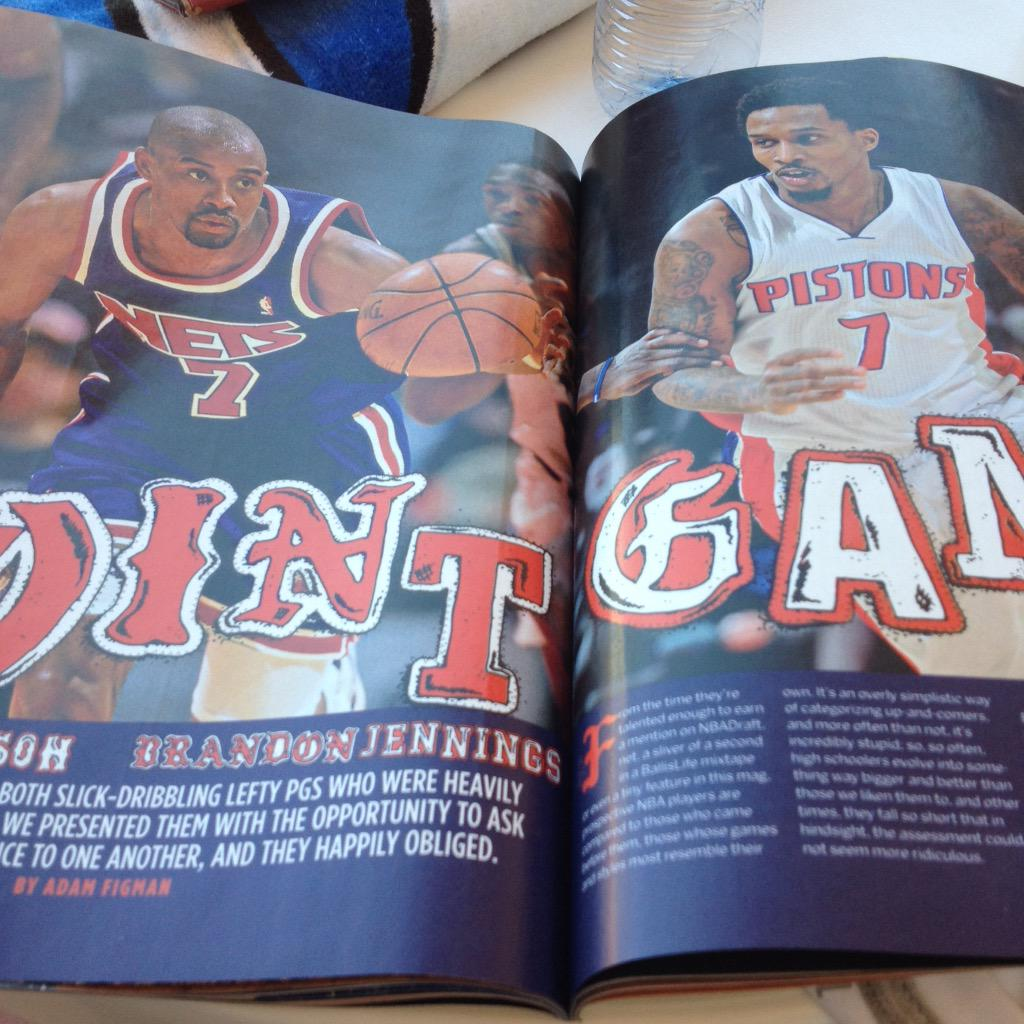 @SLAMonline loved the @chibbs_1 & @BrandonJennings old school meets new school chat this month, great read!!