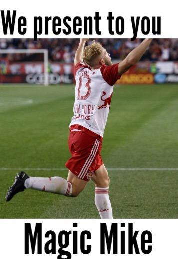 "Grella has been ""magic"" this season  RT if you agree http://t.co/tPT73gn42K"
