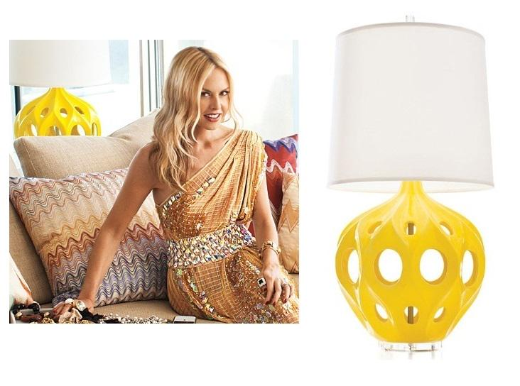 Fashion Designer Rachel Zoe French Yellow Lamp $495 View @ http://t.co/cOL16YqhSz Limited Stock http://t.co/ybGRh5zc9r