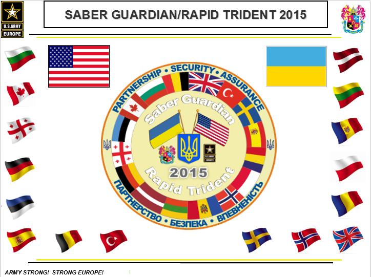 На Яворивском полигоне стартуют международные военные учения: будет задействовано 1800 военнослужащих из 18 стран - Цензор.НЕТ 4042