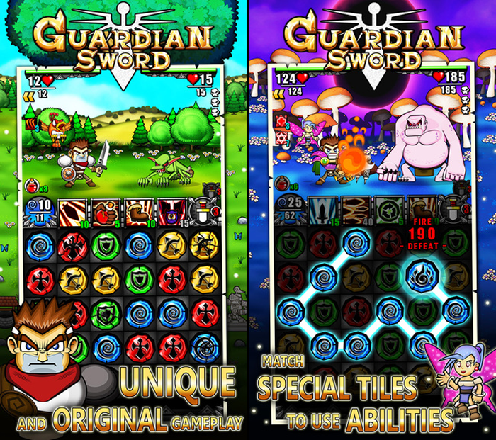 Guardian Sword has enough strategy to keep you on your toes. Check out our review and video! http://t.co/xDLbvISWq0 http://t.co/D2qBMbqeBt