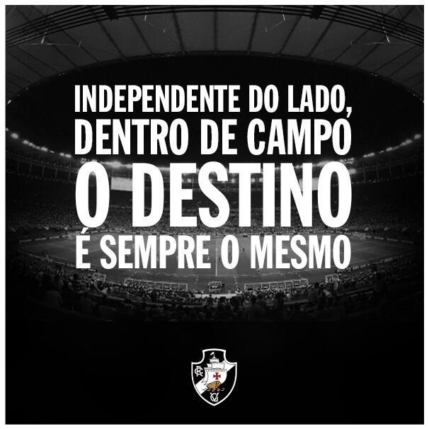 É O DESTINO!!!
