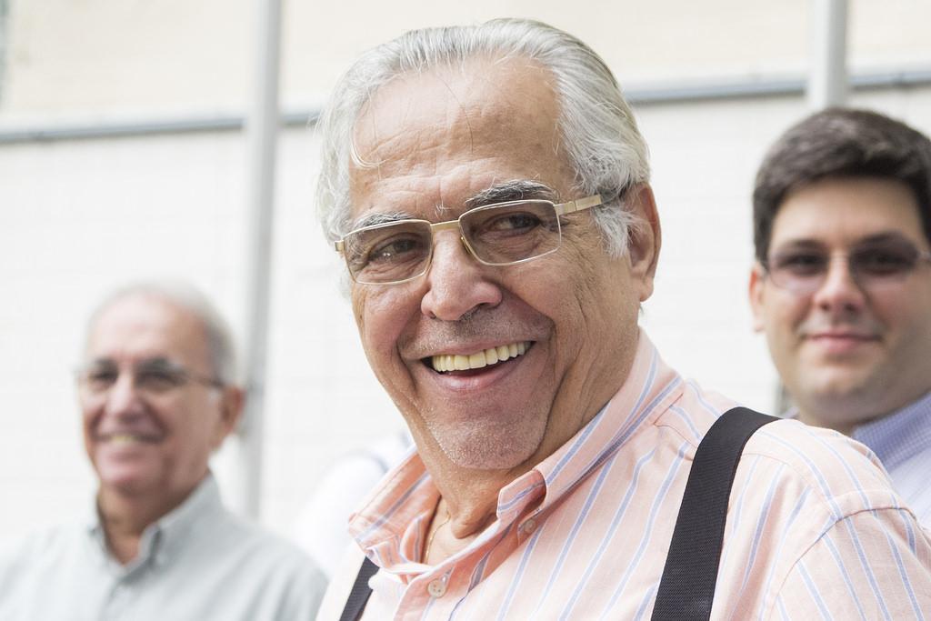'Eterno Freguês' - Ass: Presidente Eurico Miranda