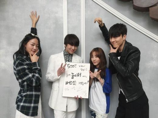 "News: KpopHerald ~ ""Sandara Park, Kang Seung-Yoon to go Busking""~ ""We Broke Up"" Reached 7.5… http://t.co/Vd3fOljDZD http://t.co/UNYxDIy8t5"