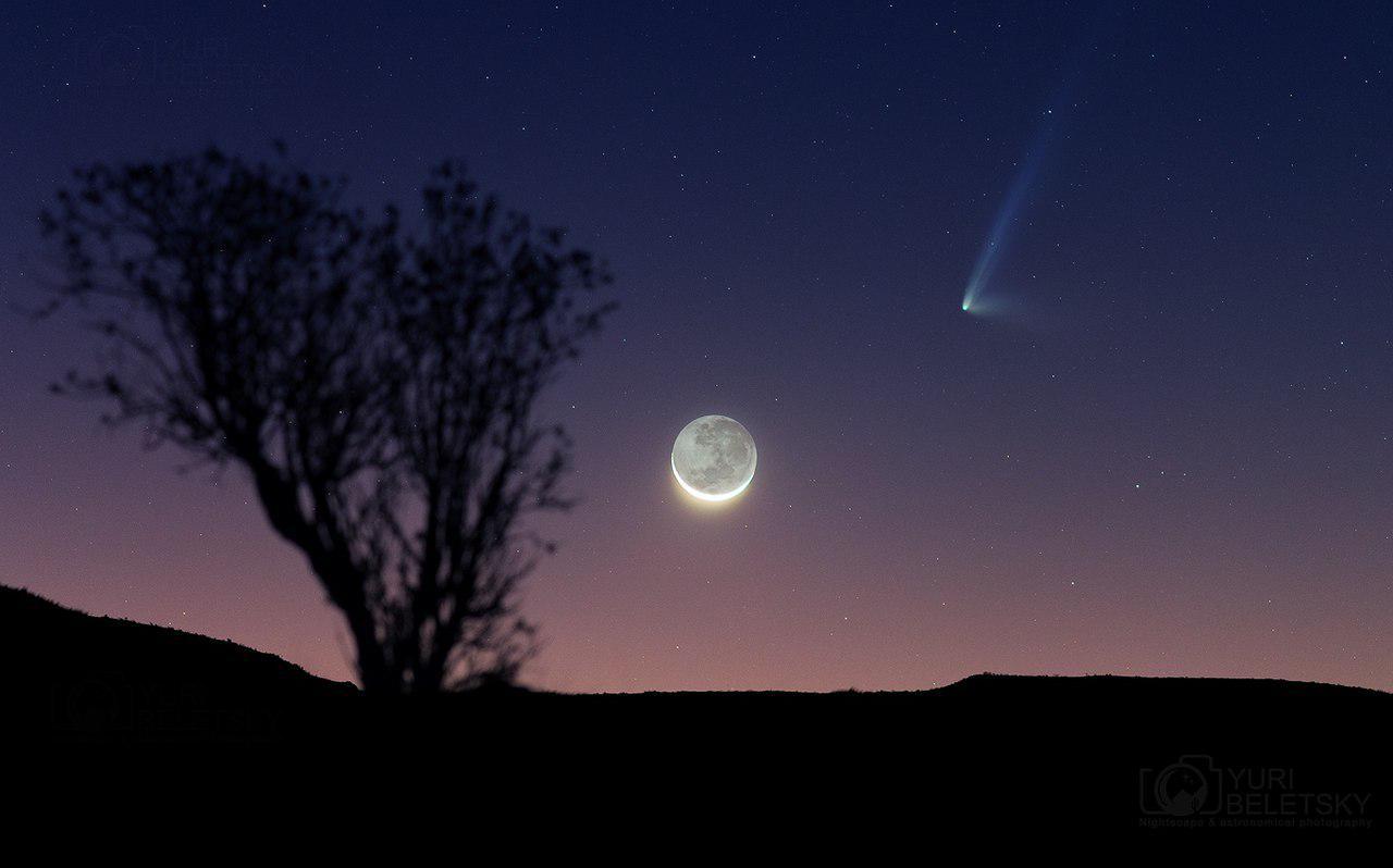 картинки звездопада или луны является самым