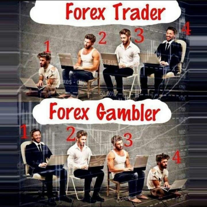 I want to be a forex trader