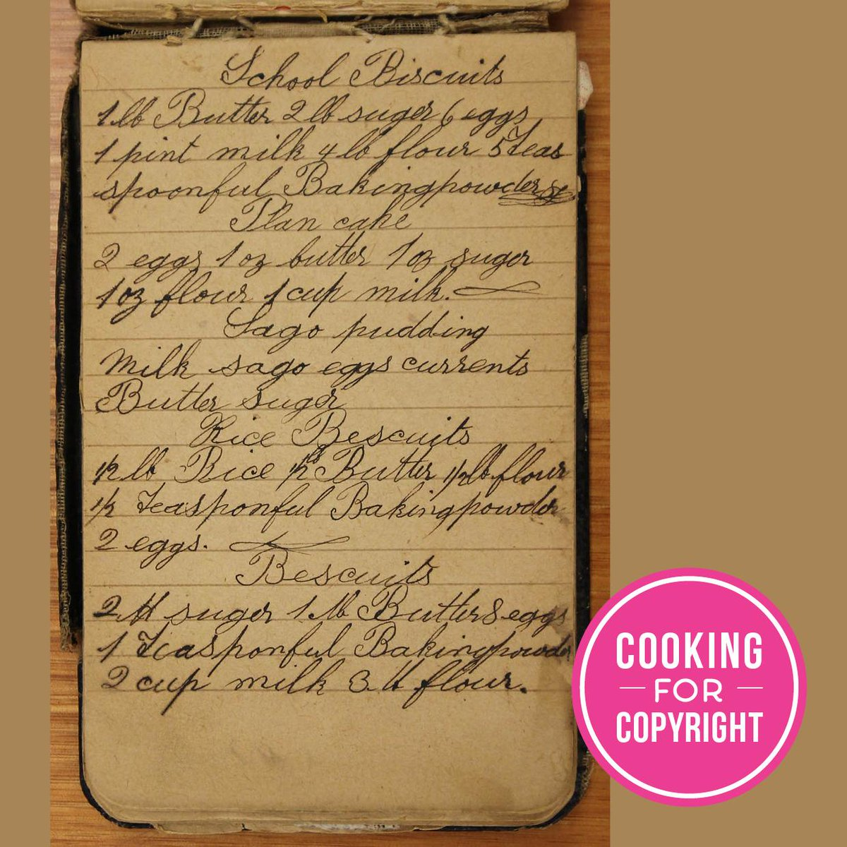 Are your kids back at school?  How about making them some traditional Aussie school biscuits #cookingforcopyright http://t.co/Ayagq6Lh8e