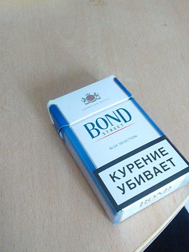 подборка все фото сигарет бонд лучше