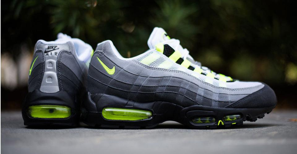 outlet store fc4ef d4944 the nike air max 95 og neon returns