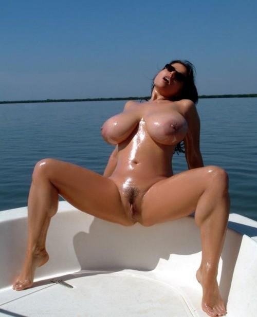 Life Time Milf Fuck On Boat 53