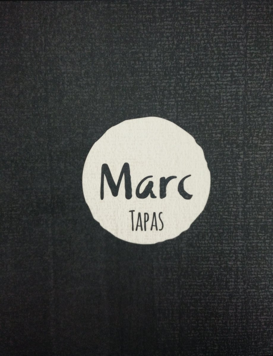 Marc Restaurante On Twitter Carta De Nuestra Terraza