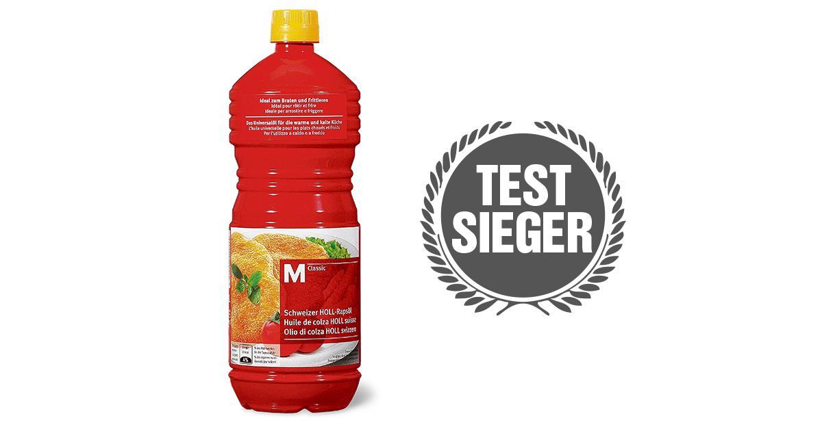 Holl Ndische M Belh User migros on quot testsieger unser m schweizer holl raps 246 l erhielt in einem test die