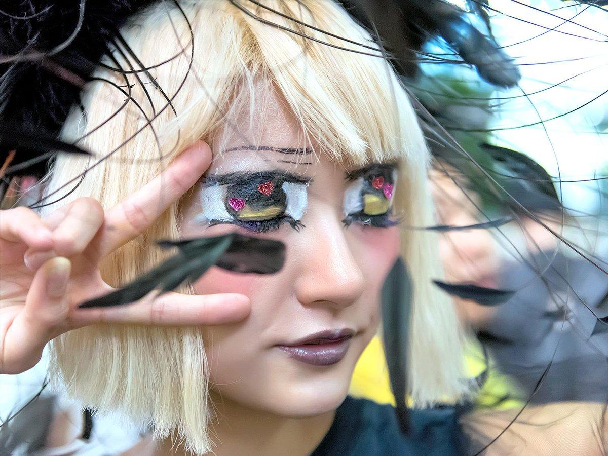 Anime Eyes Makeup By Darayunya With AURA Boy Yk Beni 180961004 On The