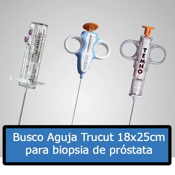 para que es una biopsia de prostata
