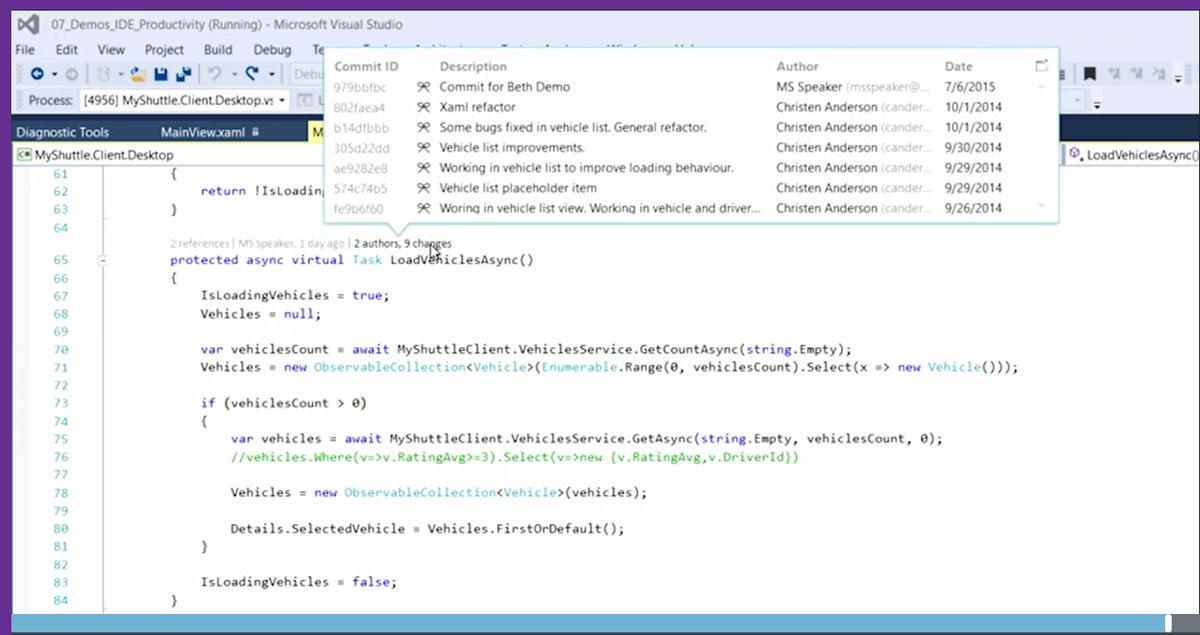 Announce : Code Lens, now included in VS2015 Professional ! #vs2015 #codelens http://t.co/BveQnskPYt