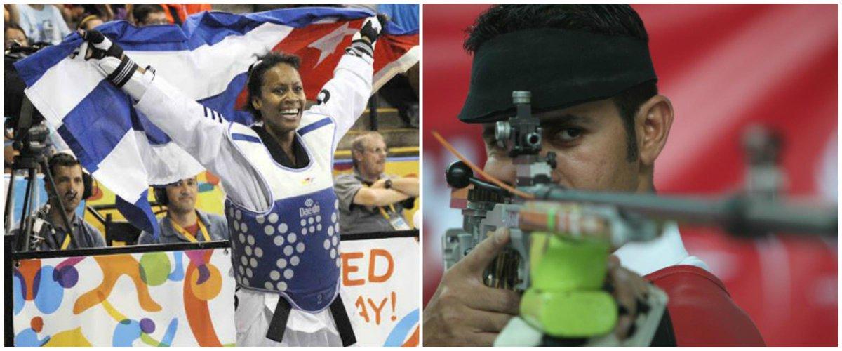 Obtiene Cuba medallas de oro en taekwondo y tiro en Panamericanos