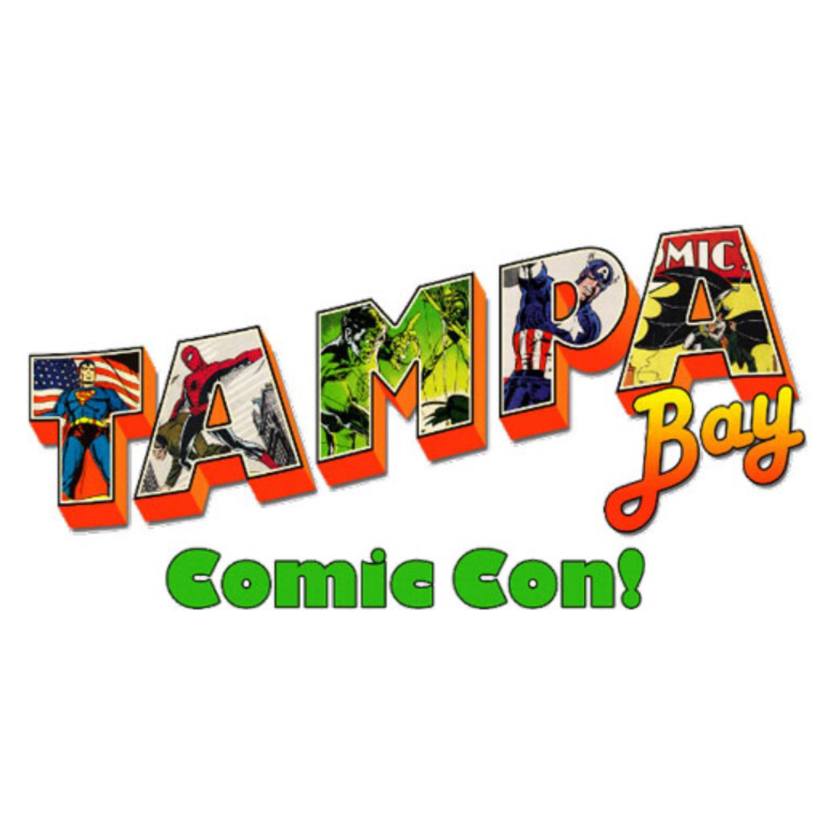 IT'S ALMOST HERE! @TampaComicCon is 7/31- 8/2! Have you registered yet? Visit @HeroesHaven to get your gear! #DoStuff http://t.co/5Z0MOV3D3I