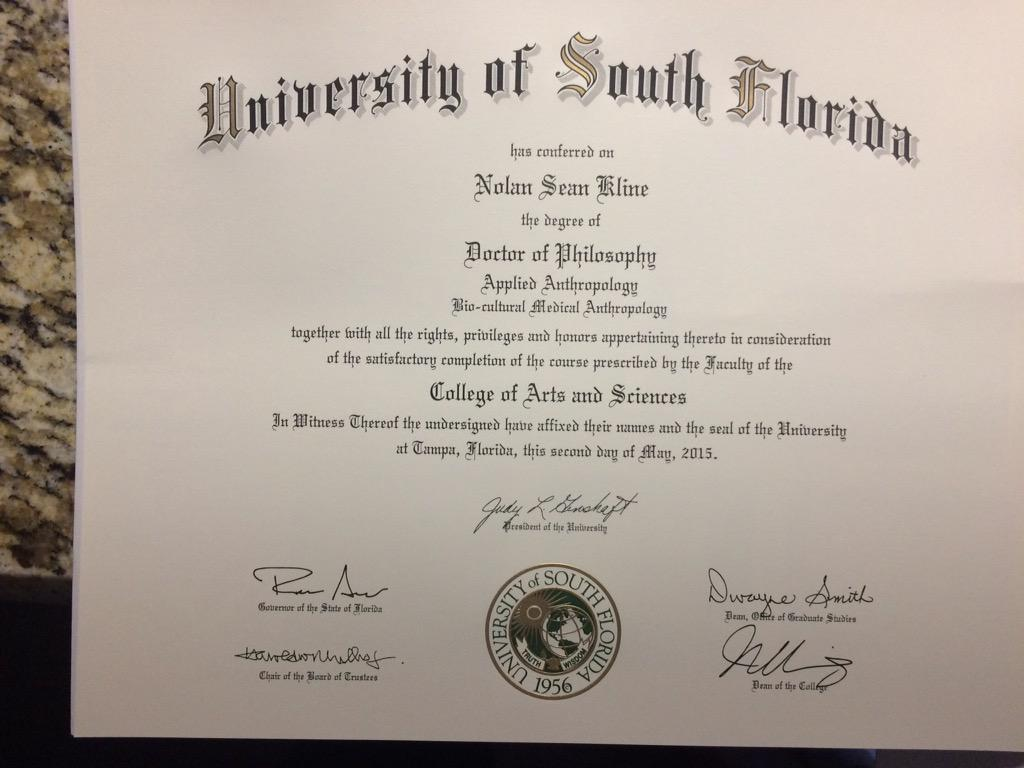 i owe you certificates