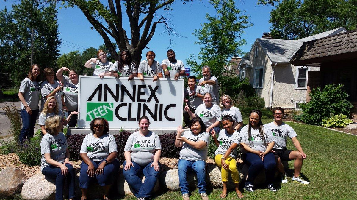 Annex Teen Clinic on Twitter: