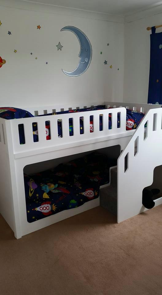 """Thank you funtime beds they are a real hit with our boys""  Buy online now at http://t.co/t5HIEtIyte http://t.co/9IRGP2Q5Cx"