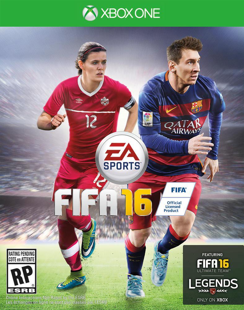 Such an honour. @EASPORTSFIFA #FIFA16 http://t.co/5bM1hcvDvg