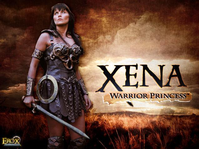My email just exploded w #XenaRebooted news and I can't stop this stupid grin. What a great start to my day http://t.co/iiho6QUMVT