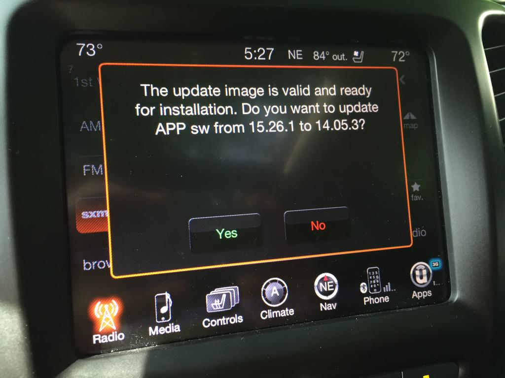 Jeep Owners Urged To Update Cars To Stop Hackers Taking Them Off The Road
