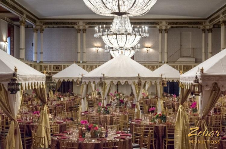 Zohar Productions On Twitter Vanessa Williams Egyptian Themed Wedding Reception Featured S Custom Made Tents Http T Co By91mwizge