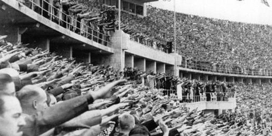 Europe's largest Jewish sporting competition will be held at stadiums built by the Nazis http://t.co/kYqADmf4X6  http://t.co/6RLispBohY