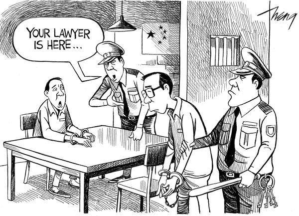 Meanwhile, in #China… (NYT, 28.7.15) #FreeTheLawyers http://t.co/4t6uTmn0BF