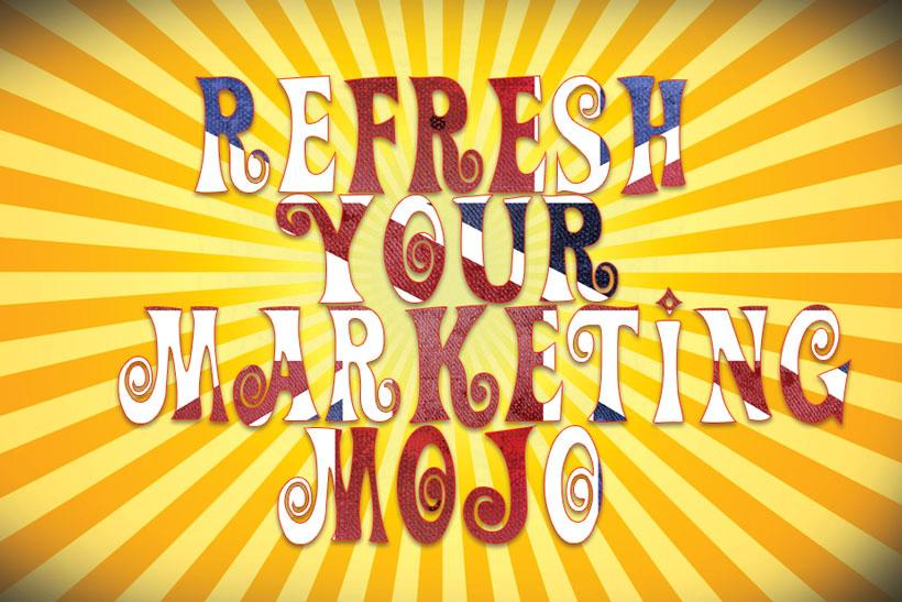 'Take advantage of being unreachable': 5 CMOs' tips on refreshing your marketing mojo http://t.co/lJMeBUlhW9 http://t.co/Y07fVxnSB3