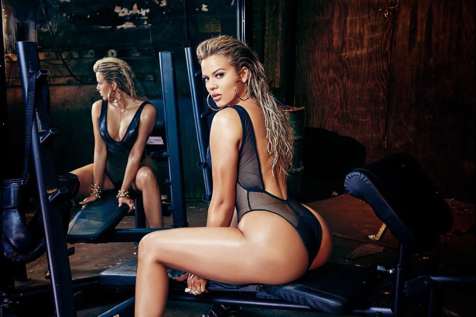 Khloé Kardashian for Complex Magazine