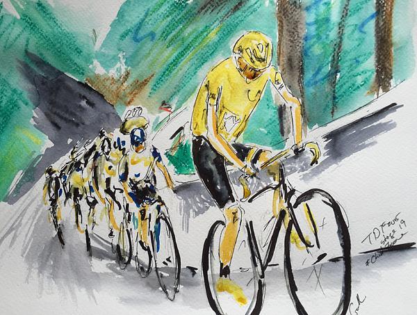 Tour de France 2016: oggi 22 luglio 19a tappa, analisi altimetria e percorso, ora diretta tv streaming