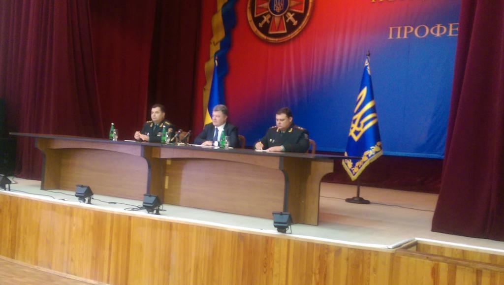 Главой военной разведки назначен Кондратюк, - Цеголко - Цензор.НЕТ 442