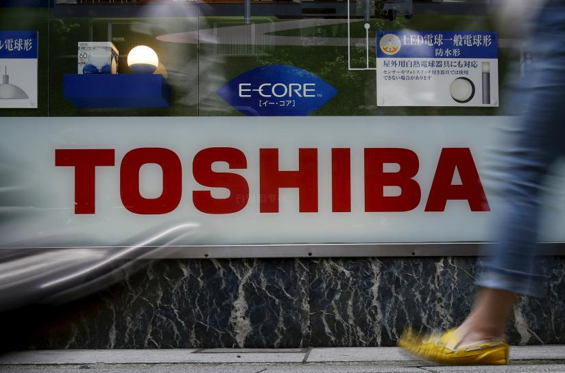 Toshiba accounting problems 'very regrettable': Japan finance minister