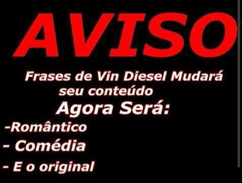 Frases Vin Diesel At Frasesvindiesel Twitter