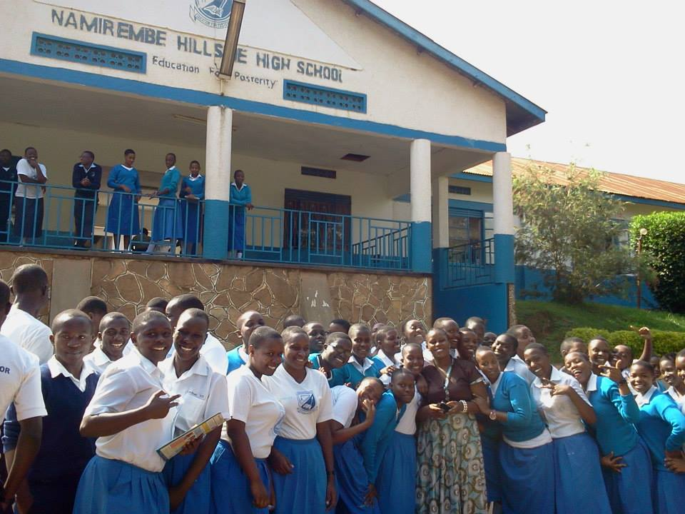 Image result for Namirembe Hillside High School