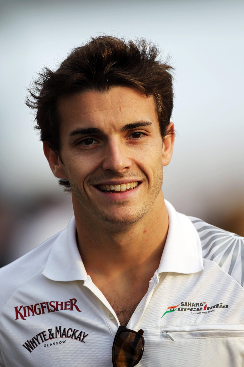 Jules Bianchi: Formula One stars join family at funeral to pay tribute