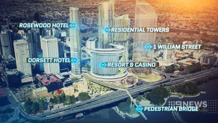 Brisbane New Casino Project