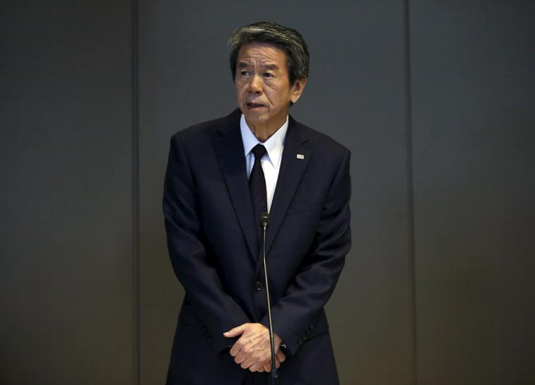 Toshiba CEO to step down over accounting scandal