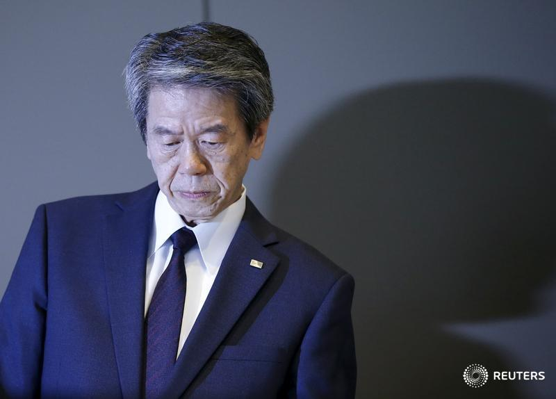 Toshiba CEO to step down over accounting scandal: