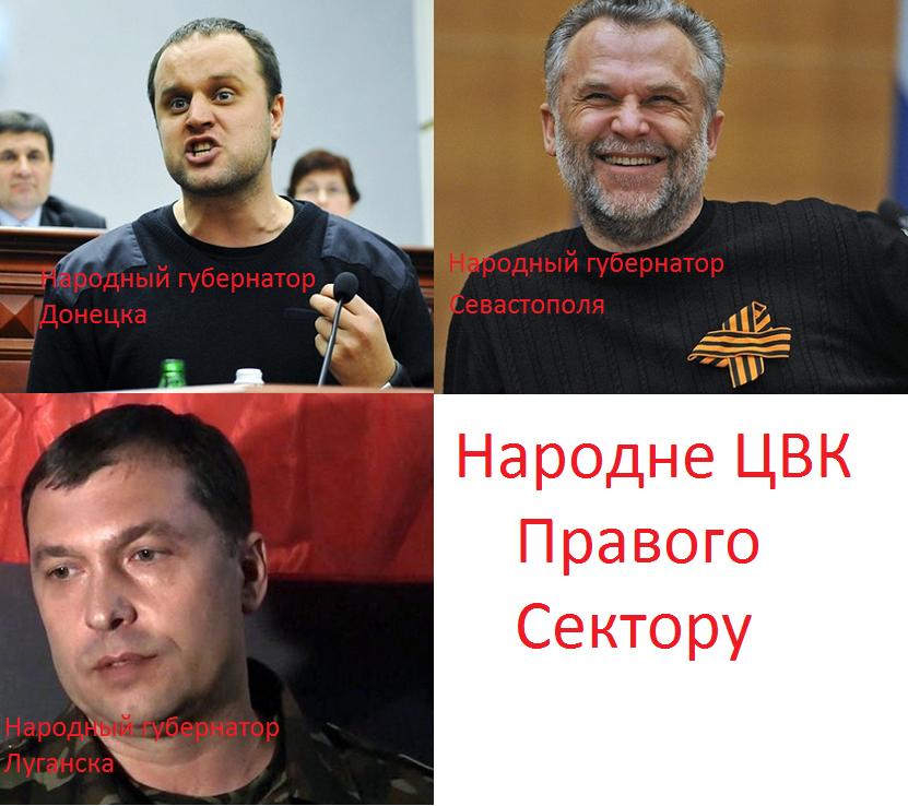 """""""Референдум Яроша"""": кто может стать союзником? - Цензор.НЕТ 5371"""