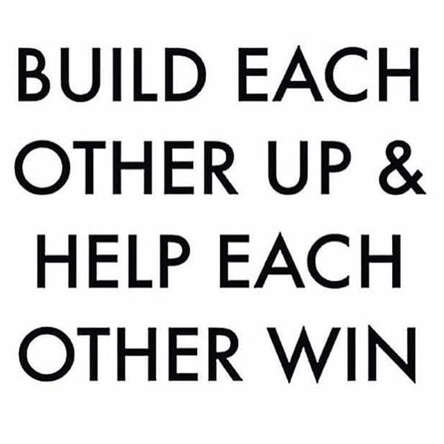 """Helping Each Other: Run On Organic On Twitter: """"Build Each Other Up & Help"""