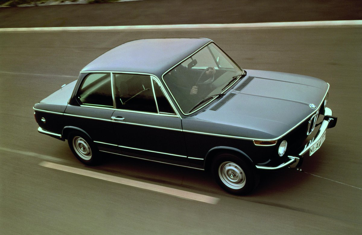 Bmw On Twitter In 1966 Bmw Introduced A Two Door Lineup Of Models That Would Come To Be Known As The 02 Series Triviatuesday Http T Co 7aldcon3fx